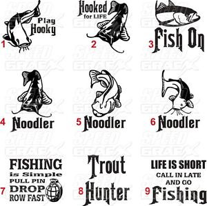 FISH-DECAL-FUNNY-QUOTES-AND-SAYINGS-VINYL-DECAL-WINDOW-STICKER-FISHING ...
