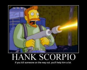Hank Scorpio Image