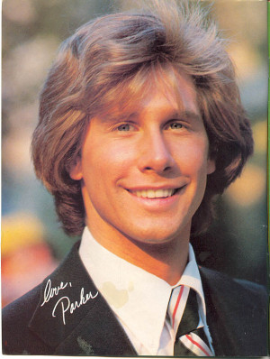 31 quotes and quotations by Parker Stevenson California lacks a lot of ...