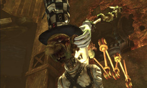 The Mad Hatter and his dear hat - Alice: Madness Returns Screenshot
