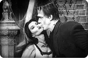 TV News: Herman & Lily Munster Move Into MOCKINGBIRD LANE