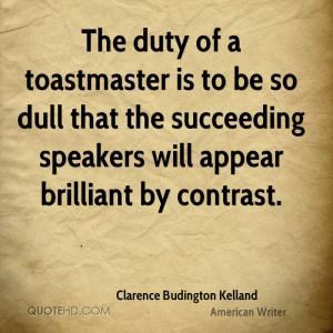 Clarence Budington Kelland Quotes