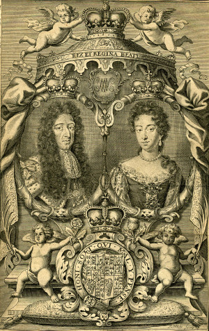 Vintage Images - English Kings through the Ages