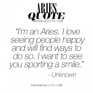 Zodiac Aries Quote. For much more on the zodiac signs, click here .