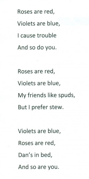 Poems That Rhyme About Sports