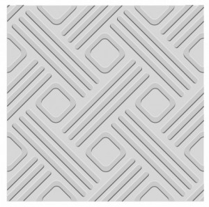 ... vector >> Vector pattern >> Gray embossed lines and squares seamless