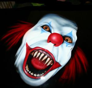 Kirsten | all galleries >> Junk > airbrush-it-clown.jpg