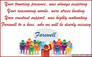 Short Farewell Funny Messages Coworkers 10