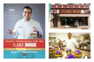 Buddy Valastro The Cake Boss