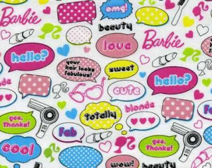 ... fabric barbies famous quotes fabric barbies famous quotes fabric