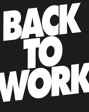 Life Transitions: Back to Work