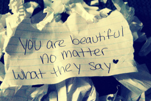 everyone is beautiful everyone has the right to feel beautiful you ...