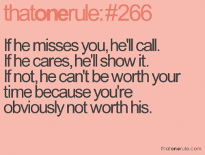Not Worth It quote #1