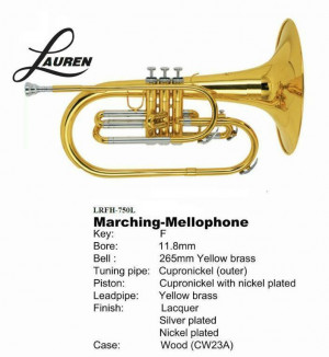Mellophone Quotes China marching mellophone horn