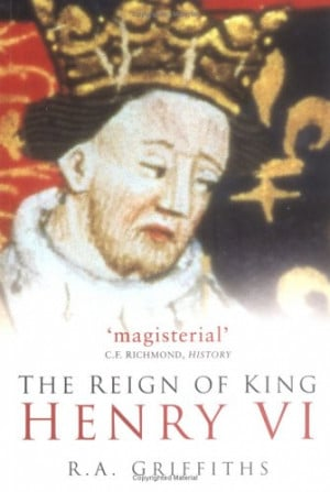 "Start by marking ""The Reign of King Henry VI"" as Want to Read:"