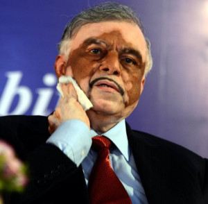 file picture of former Chief Justice of India Justice P Sathasivam