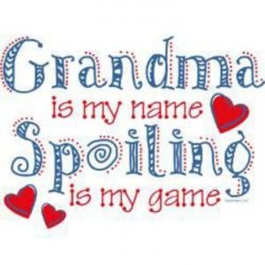 Love Being Grandma Quote Nana