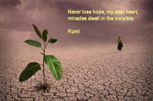 Images) 31 Rumi Picture Quotes For Self Realisation