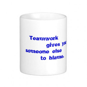 Funny quotes about work mug