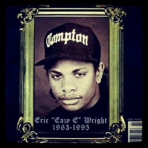 Rest in Power Eazy E #westcoast #Legend #nwa #eazye #kday # ...