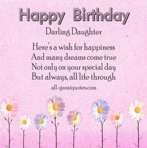 may also like free birthday cards for daughter daughter poems