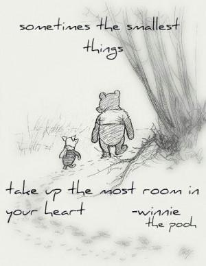 love pooh