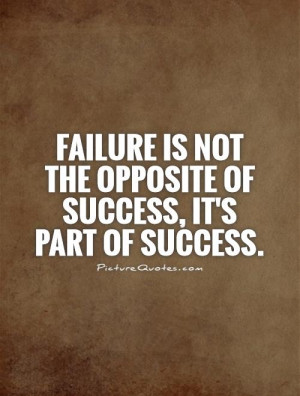 Quotes About Failure And Success Success quotesfailure quotes