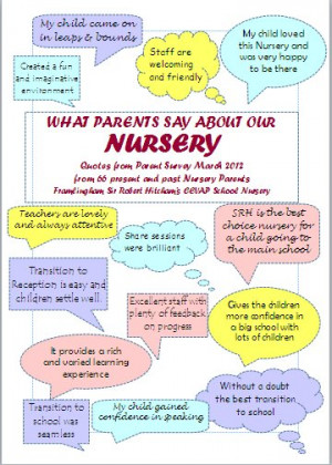 For Applications for Nursery places please see the Admissions page