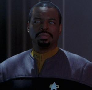 Levar Burton Star Trek In 2009's star trek,