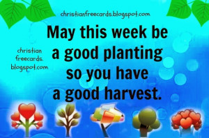 Good Wishes for the New Week, free christian quotes, images, free ...