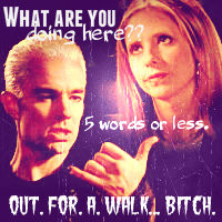 Buffy the Vampire Slayer Quotes Spuffy
