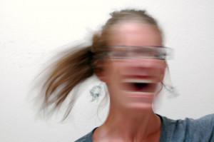 Woman in a rage. Emergency Break, CC-BY-2.0, via Wikimedia Commons
