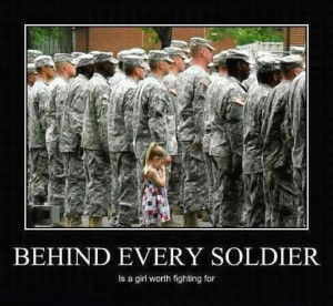 love this. Being a daughter of a military father, it makes me proud ...