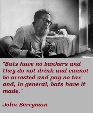 John berryman quotes 3