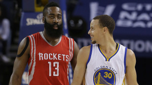 The MVP Debate: Why James Harden's Perceived Edge over Stephen Curry ...