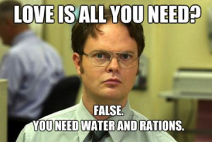 ... dwight schrute knows best meme or simply the dwight schrute meme was