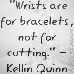 Kellin Quinn Quotes About Love