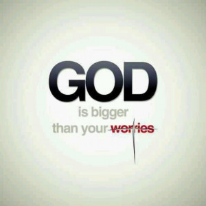 God is good all the time.