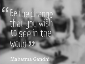 Inspiring Quotes By Gandhi