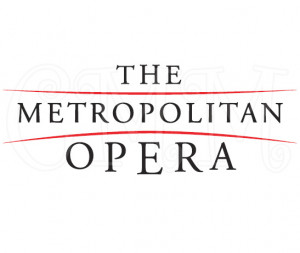 Metropolitan Opera NYC Arts & Culture Logo Design