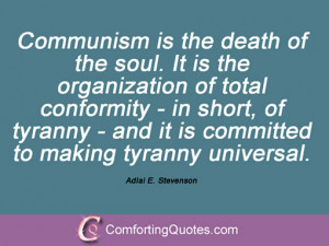 Quotes And Sayings From Adlai E. Stevenson