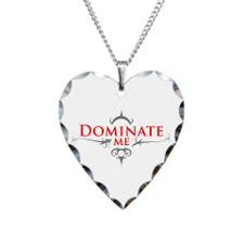 Dominate Me Necklace for