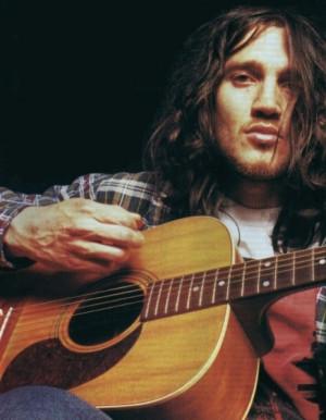 frusciante, guitar, hand, handsome, jesus, john, john frusciante, long ...