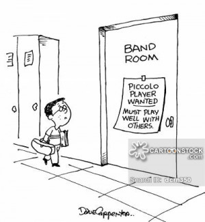 Funny School Band Pictures School band cartoons, school
