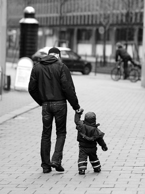 You are here: Living >> Father Son Relationships