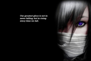 Blurred faces quotes scarfs text 1920x1080