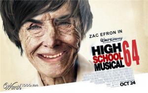 funny, high school musical, lol, omg!, ugly