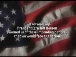 Ezra Taft Benson on Socialism...