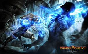 Mortal Kombat 9 Wallpaper Raiden Fatality