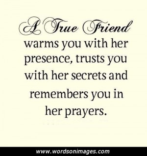 Quotes About Trust in a Friendship Friendship Trust Quotes